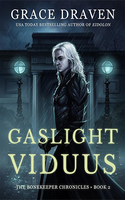 Gaslight Viduus book cover image