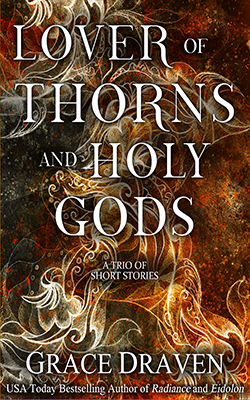 Lover of Thorns and Holy Gods book cover image