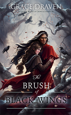 The Brush of Black Wings book cover image