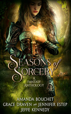 Seasons of Sorcery: A Fantasy Anthology book cover image