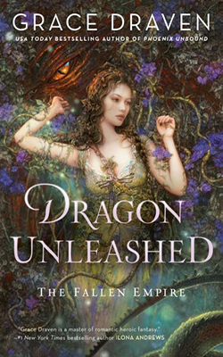 Dragon Unleashed book cover image